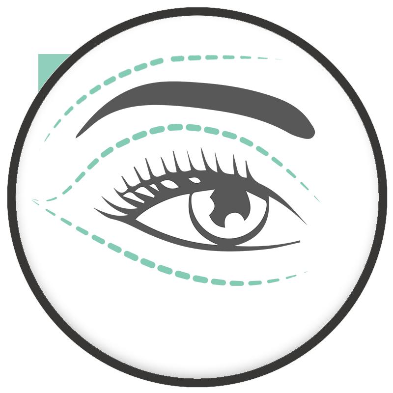 Dokter Wever - wenkbrauwen en oogleden behandeling